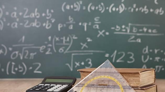Matematika. Ilustrační foto.