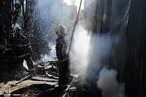 Předběžnou škodu hasiči vyčíslili na pět milionů korun