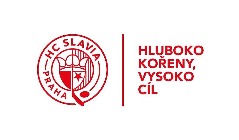 Nové motto hokejistů Slavie.