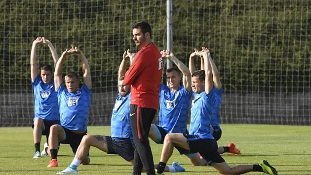 Po letech absolvují sparťanští fotbalisté část soustředění v Česku.