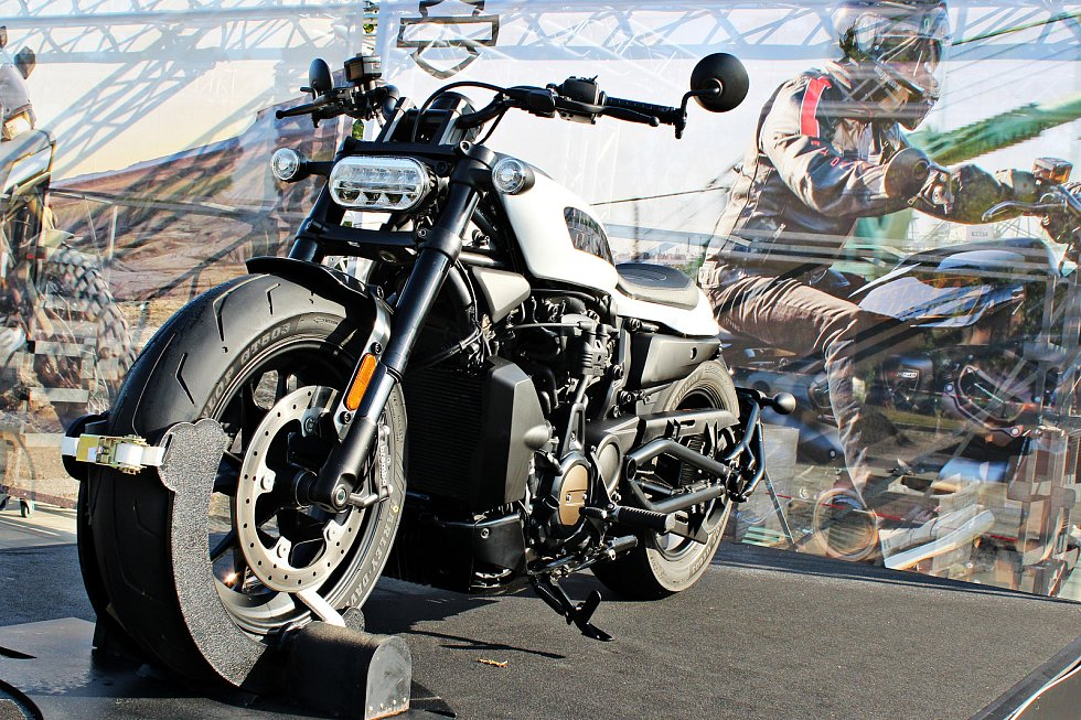 Prague Harley Days 2021.