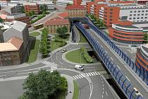 SOUČÁSTÍ plánované výstavby tunelového souboru Blanka II by měla být i nová Libeňská spojka.