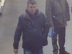 Muž, který na útěku zranil člena ochranky.