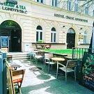 BistRAW & Tea v Londýnské ulici.