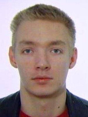 Pohřešovaný Pavel Růžek.