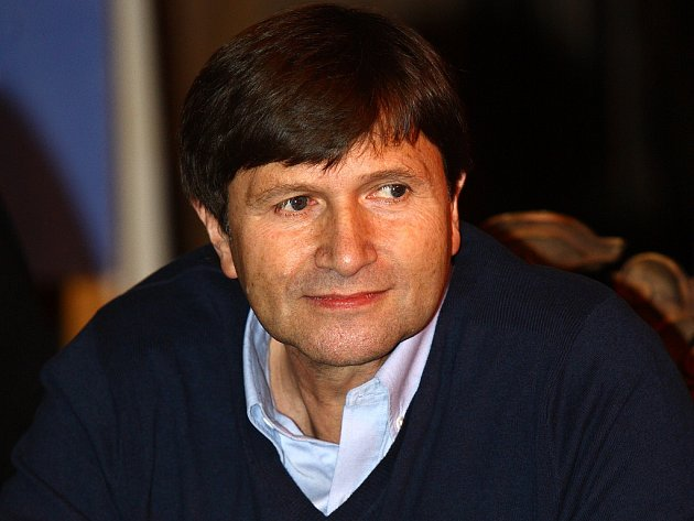 Herec a divadelní ředitel Jan Hrušínský.