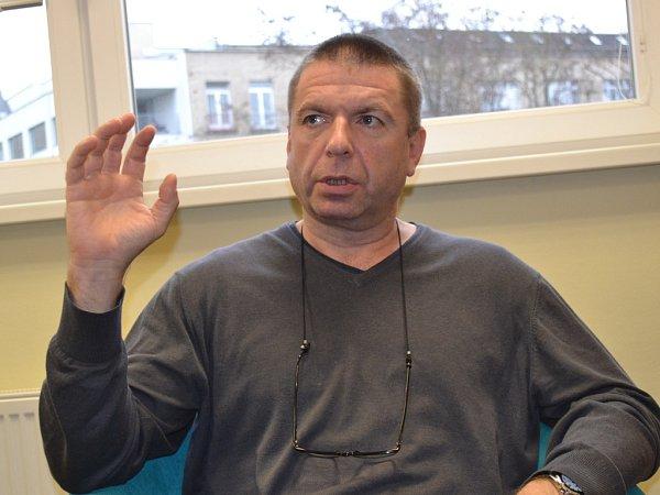 Náměstek ředitele Zdravotnické záchranné služby Středočeského kraje Jiří Knor