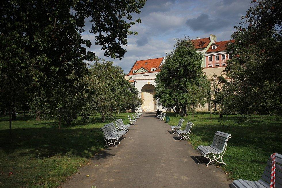 Vojanovy sady, dříve také zahrada anglických panen, jsou považovány za nejstarší pražskou zahradu.