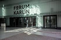 Forum Karlín. Ilustrační foto.