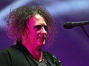 Koncert anglické kapely The Cure s Robertem Smithem