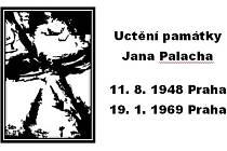 Uctění památky Jana Palacha.