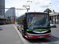Elektrobus SOR EBN 11.