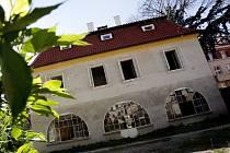 Werichova vila na Malé Straně v Praze.