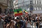 Pochod Million Marihuana March.