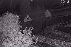 Muži se pokusili vloupat do domu.