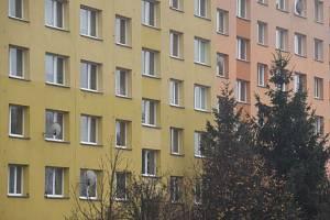 Nové byty. Ilustrační foto.