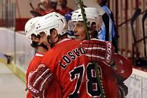 Červenobílí inline hokejisté přestříleli Rakovník