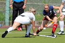 Semifinále ženské extraligy ovládly Pražanky.