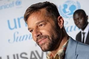Ricky Martin.