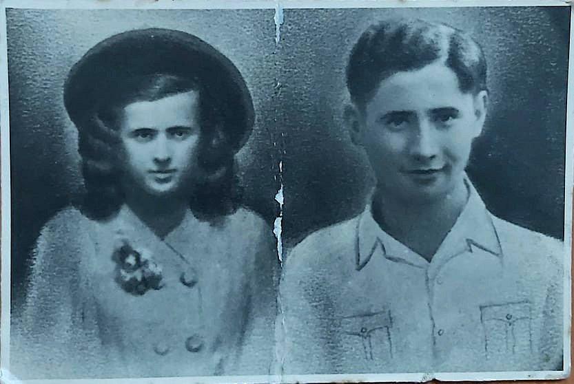 Iva Jarošová a Josef Kapel.