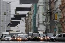 Takovýto pohled na pražskou dopravu by se měl změnit. Vjezd do centra metropole by se měl v budoucnu zpoplatnit.