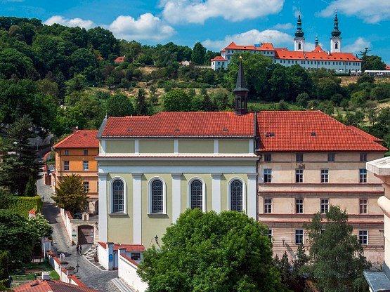 Nemocnice Milosrdných sester sv. Karla Boromejského, kostel
