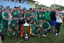 Bohemians 1905, vítězové Letního ligového poháru Prahy 2012