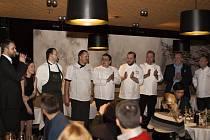 Z pražského festivalu Chef Time.