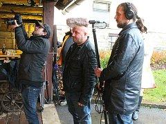 Zahraniční filmoví tvůrci si v Česku libují, utrácejí tam spoustu peněz.  Jen v roce 2014 přilákaly takzvané filmové pobídky zahraniční investice za více než čtyři miliardy korun. Ilustrační foto.