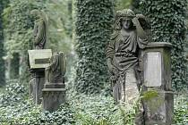 Malostranský hřbitov.Ilustrační foto.