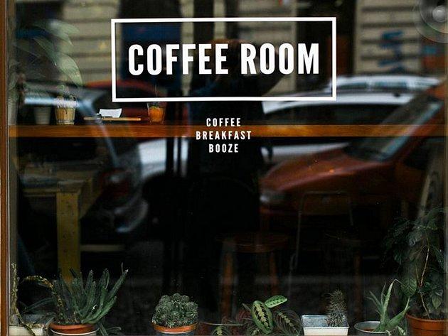 Cofee room.