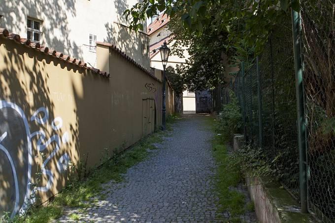 Po stopách Jaroslava Foglara ulice Ve Stínadlech