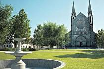 REVITALIZACE Karlínského náměstí údajně změní jeho podobu k nepoznání. Bude architektonicky kultivovanější s množstvím zeleně.