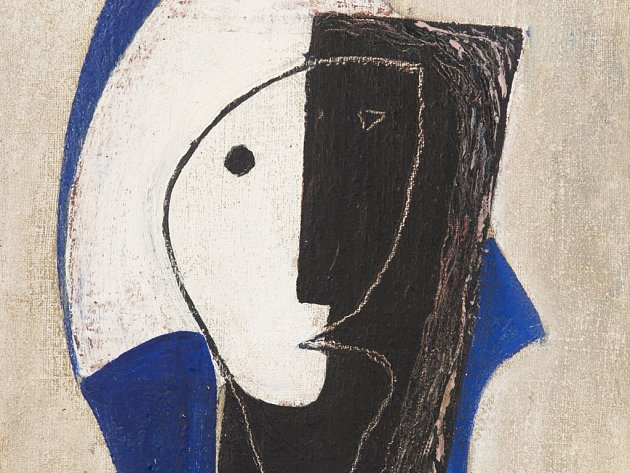 František Muzika, Hlava s kloboukem.