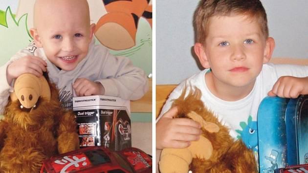Kubíkovi v roce 2011 ve dvou letech lékaři diagnostikovali leukémii. V roce 2013 mohla být náročná léčba ukončena.
