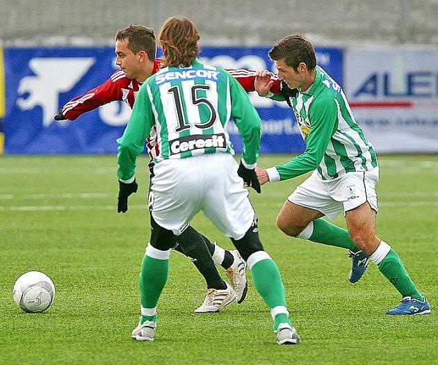 Fotbalisté Žižkova překvapili prvoligový Jablonec, v Tipsport lize jej porazili 2:1.