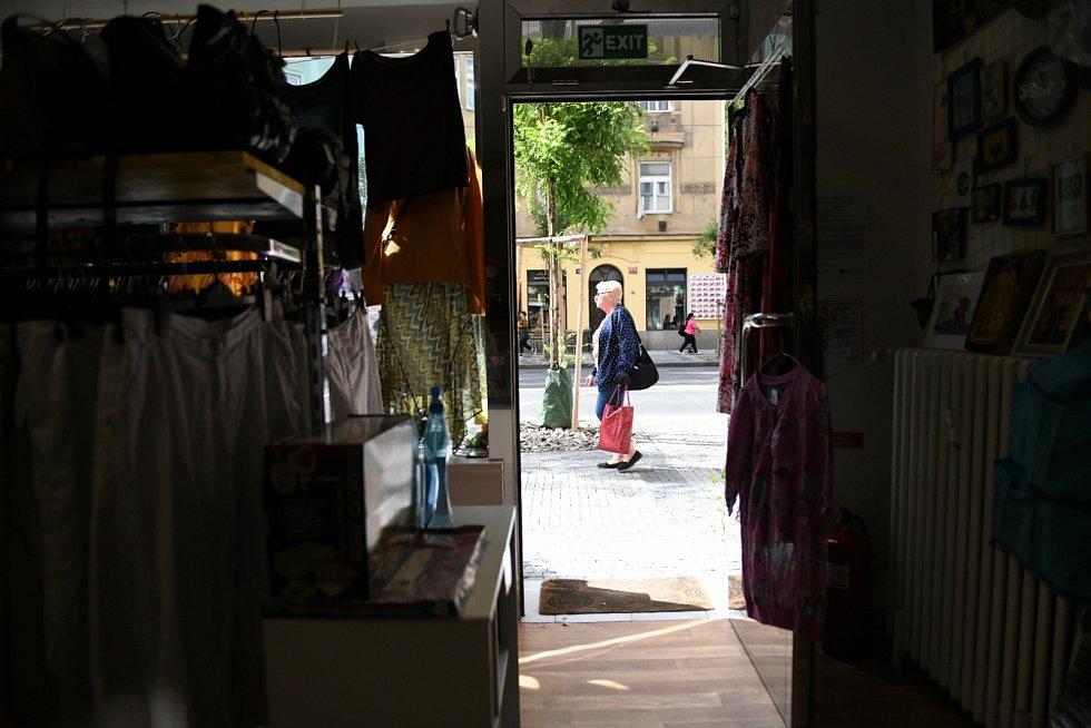 Restart Shop v Praze.