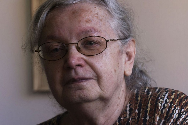 Květoslava Neradová. Oblíbená profesorka, literátka a rozhlasová publicistka.