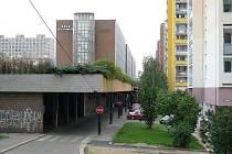 Radnice městské části Praha 10