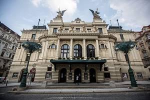 Divadlo na Vinohradech.