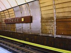 Stanice metra Jinonice bude procházet rekonstrukcí