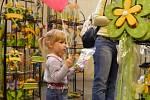 Veletrh For Kids byl plný roztomilých dětských dekorací pro děti předškolního věku.