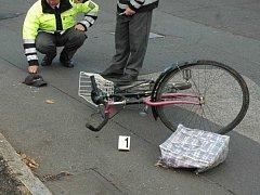 Nehoda kola. Ilustrační foto.