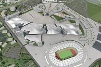 ZATÍM U LEDU. Olympiáda v roce 2016 v Praze nebude, stavba stadionu pro 65 tisíc diváků se tedy odkládá.
