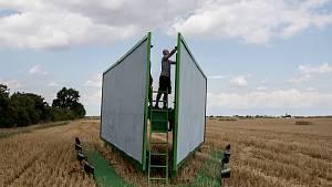 Odstraňování billboardů v Praze