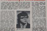 12. června 1970 plzeňská Pravda otiskla podrobnosti z vyšetřování únosu.