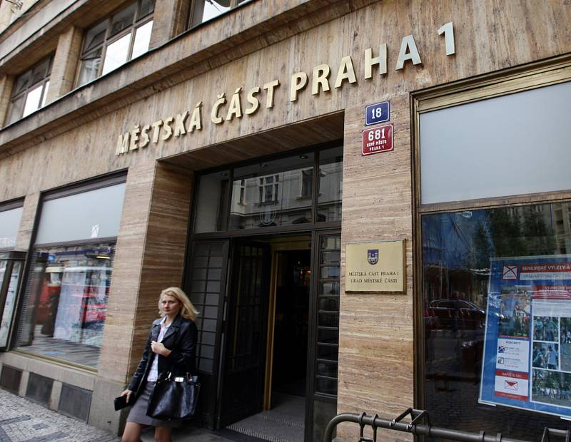 Úřad Městské části Praha 1