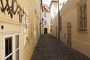 Praha Po stopách Jaroslava Foglara ulice Řásnovka