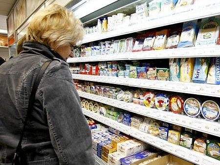 NAKOUPIT S ROZMYSLEM. Zdražení potravin se dotklo všech, ne však ve stejné míře./Ilustrační foto