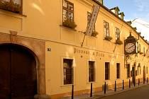 Pivovar U Fleků v centru Prahy má dlouhou historii.